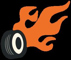 MLP Resource: Wild Fire's cutie mark V1 by ZuTheSkunk
