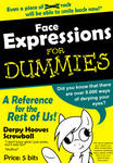 Face Expressions For Dummies (cover)