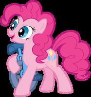MLP Resource: Pinkie Pie 02 by ZuTheSkunk