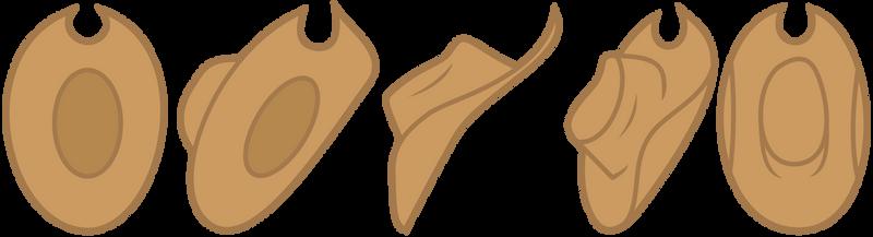 MLP Resource: Applejack's Hat