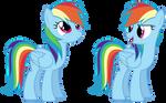MLP Resource: Rainbow Dash 01