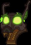 Timberwolf's Head #1