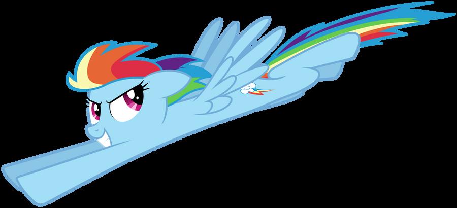 MLP Resource: Rainbow Dash 02 by ZuTheSkunk