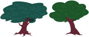 MLP Resource: Trees 01