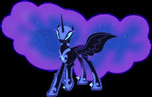 MLP Resource: Nightmare Moon 01 by ZuTheSkunk