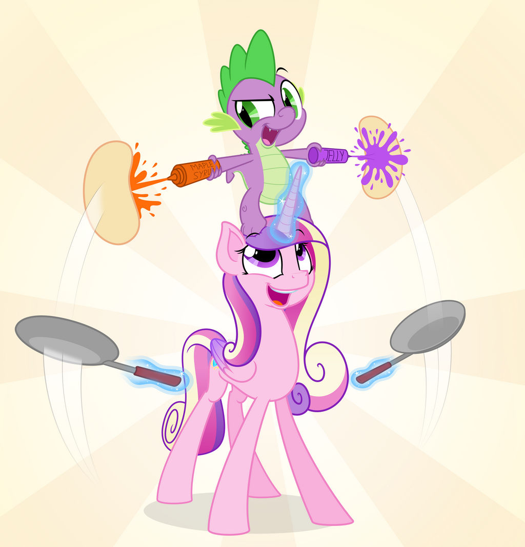 Commission: Pancake Time