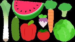 Resource: Vegetables #1