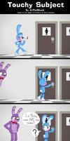 FNAF: Touchy Subject by ZuTheSkunk