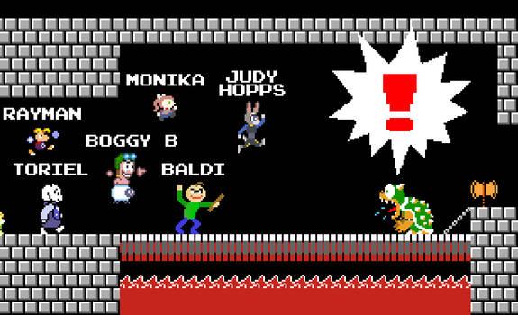 My Mario Royale Character Skins
