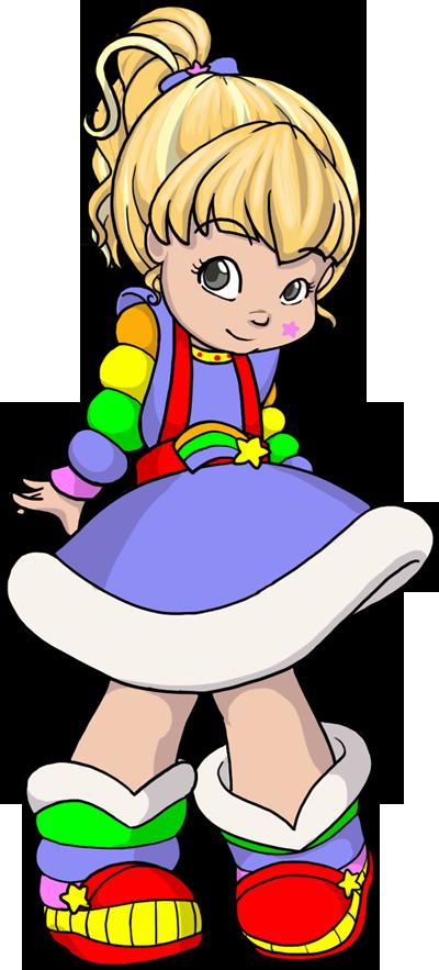 Rainbow Brite by mewgal