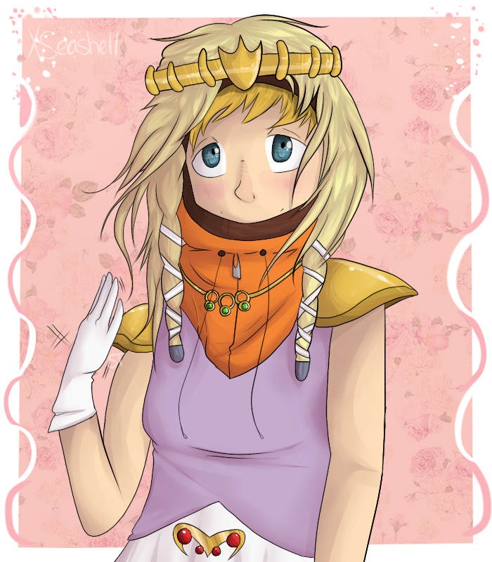 Princess Kenny by campinq