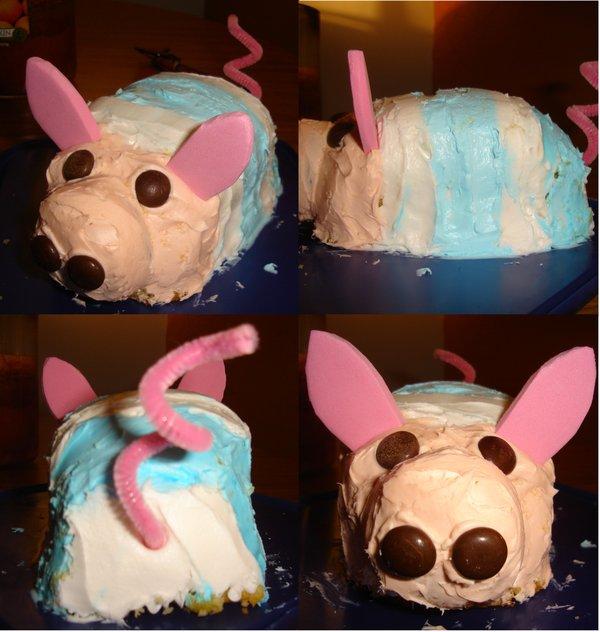 Poogie Cake by Xardwen