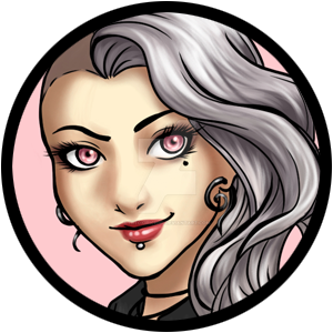 Gaia Online : Dycast Deity Button by HitokiriChibi