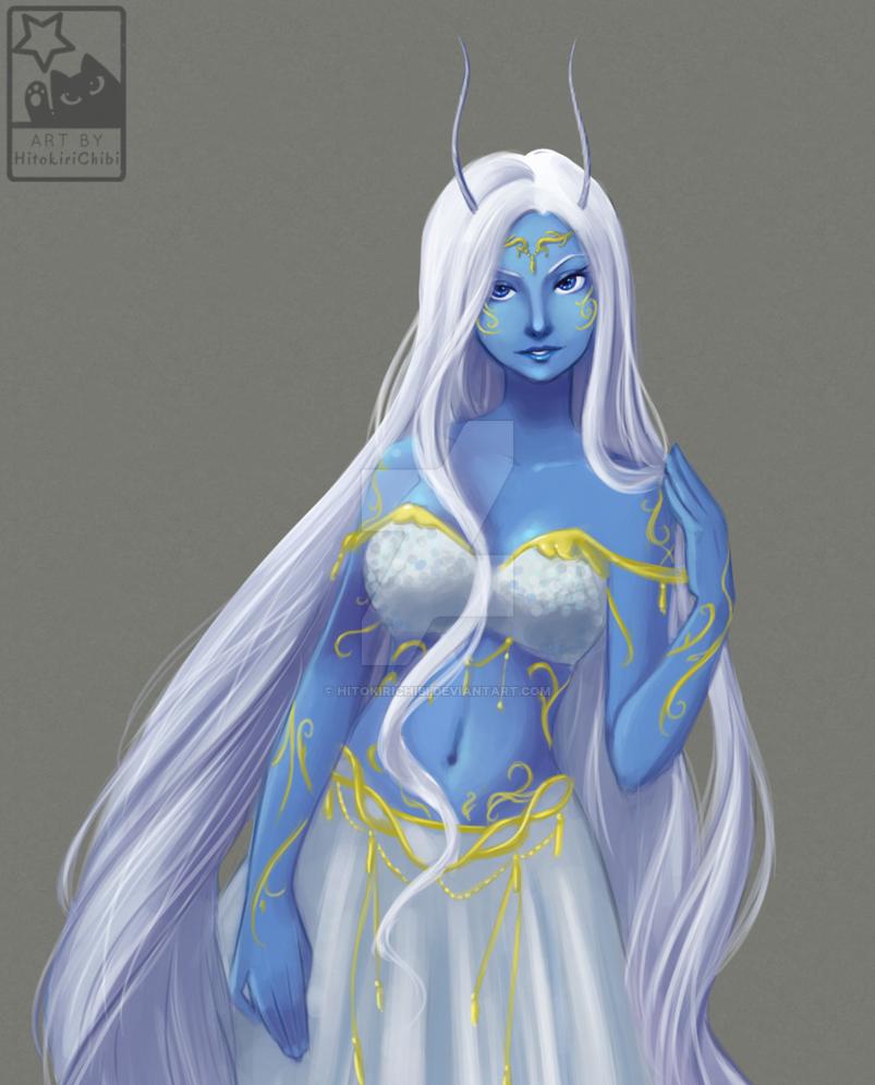 Gaia Online : Neyna by HitokiriChibi