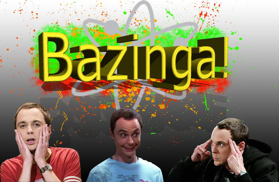 Bazinga! Wallpaper by KaiserBREE