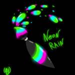 Neon Rain by TheDarkOutcast