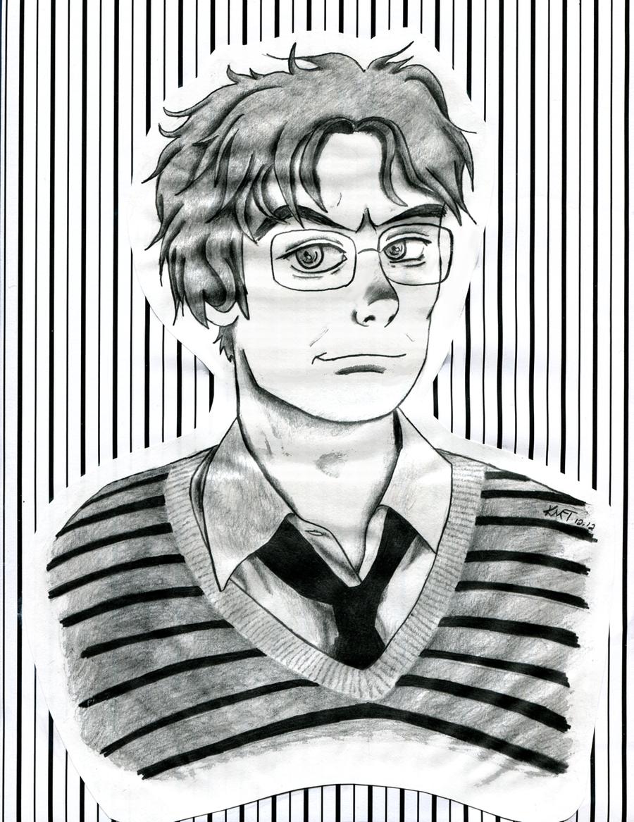 Edward Nygma by kuri-osity