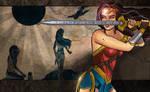 Wonder Woman 2017 Contest