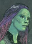 Gamora (a cautionary tale)