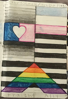 Pride Flags that I Drew Part 0