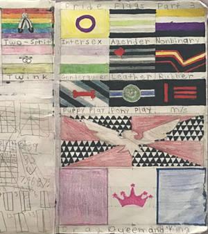 Pride Flags that I Drew Part 3 (Last Part)