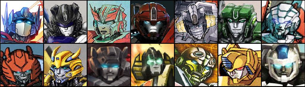 Ultimate Transformers: Team Prime