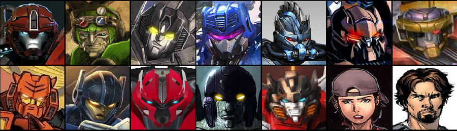 Ultimate Transformers: Justice Division