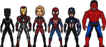 Marvel Ultimate Assemble - New Avengers