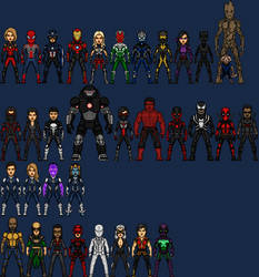 Marvel Heroes: Ultimate Assemble (Earth 2404)