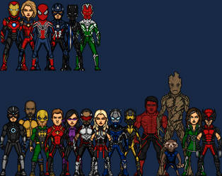 Ultimate Assemble: New Avengers