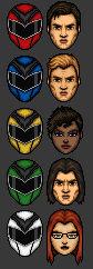 Power Rangers Hexagon - COMING SOON