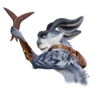 Bunnymund fight
