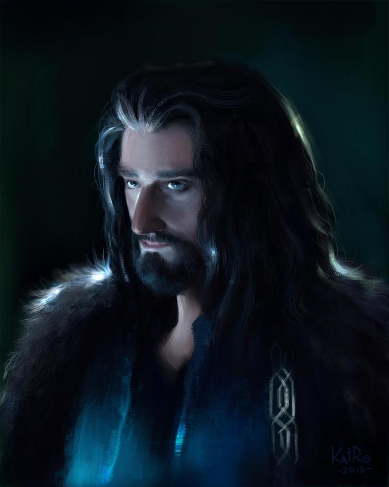 Thorin by KatRoart