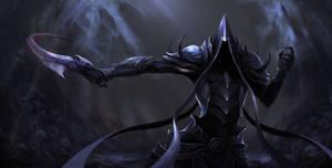 Malthael - Reaper of Souls by KatRoart