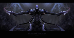 Malthael - No one can stop death