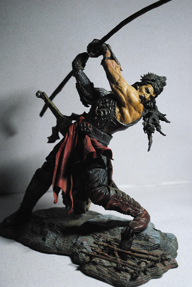 Vlad the Impaler Figure