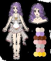 Sailor Rose Quartz Lop Rabbit by SailorSunrise
