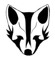 Fox face(1st digital drawing) by SilverMoonlightFox