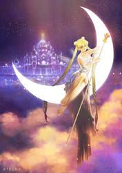 Princess Serenity by STECHA191