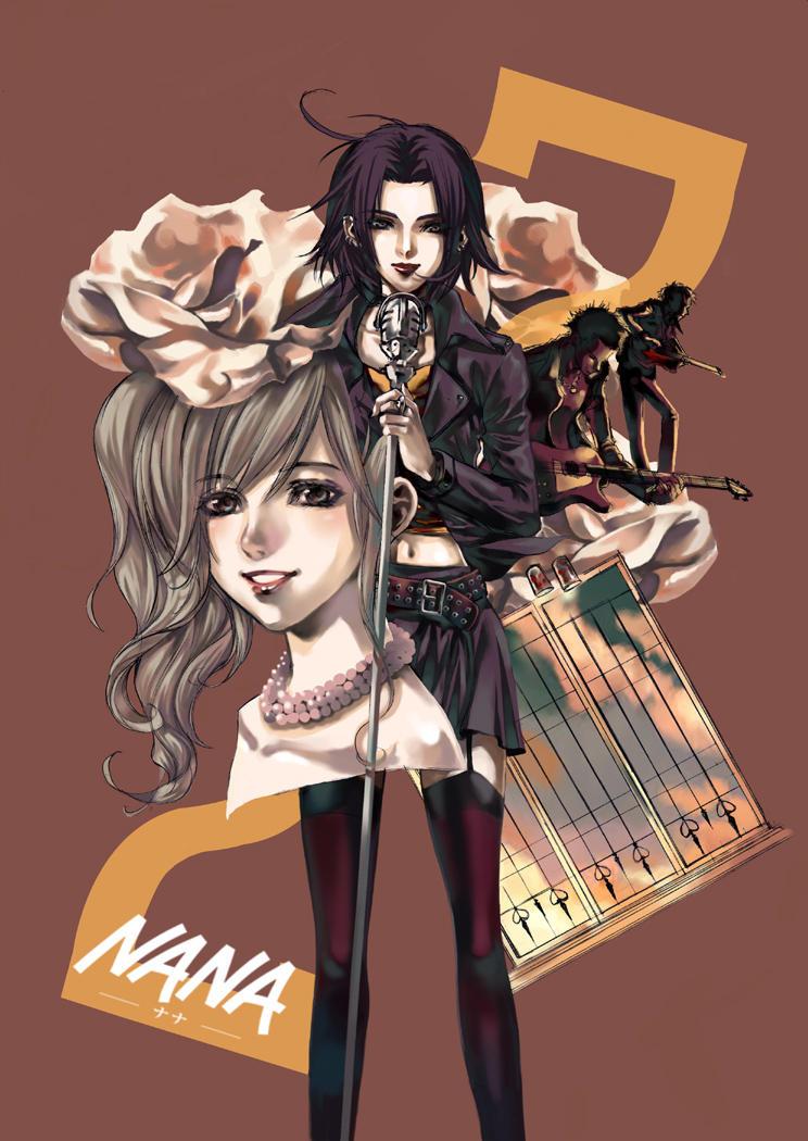 NANA by STECHA191