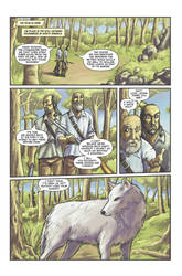 Wolf Story page 1