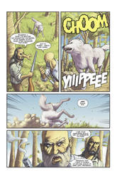 Wolf Story page 2