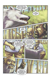 Wolf Story page 3