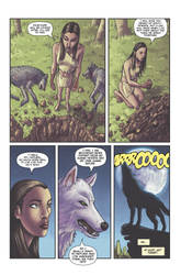 Wolf Story page 6