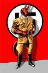 Hellboy nazi