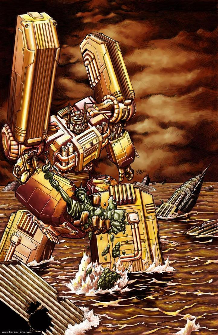 Transformers by KaRzA-76