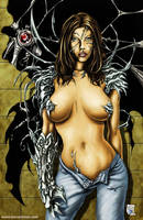 Witchblade by KaRzA-76