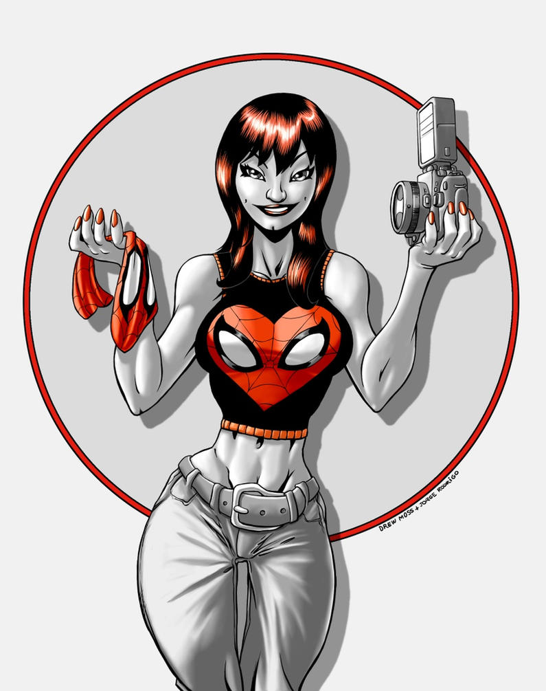 Mary Jane by KaRzA-76