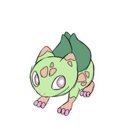 Bulbasaur Redesign by Stabbler447