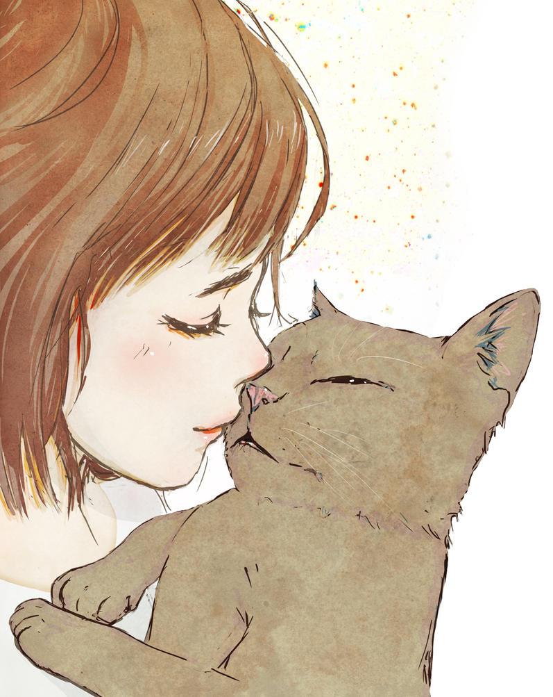Hug by FeuSigil